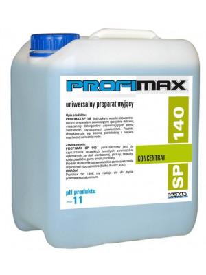 PROFIMAX SP 140 - uniwersalny preparat myjący