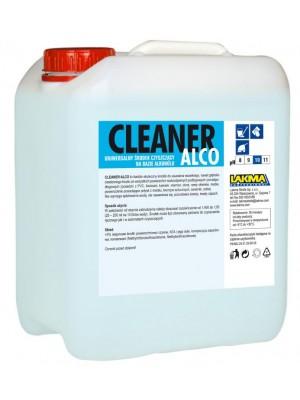 CLEANER ALCO - uniwersalny środek czyszczący na bazie alkoholu