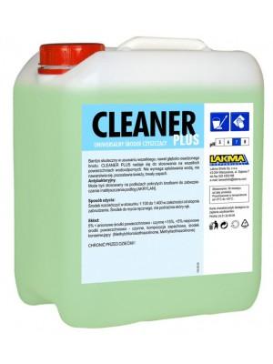 CLEANER PLUS-uniwersalny środek czyszczący SUPERKONCENTRAT