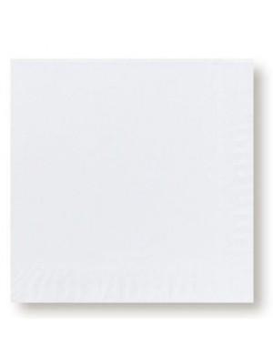 Biała Serwetka 1 warstwa 600szt. 33x33cm