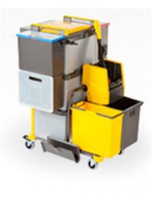 Shopster Sprint  Wózek do Sprzątania i Transportu